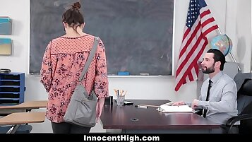 Classroom Best Ever MILF Fishnets