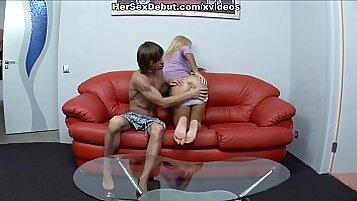 Baby Doll loves hidden camera time