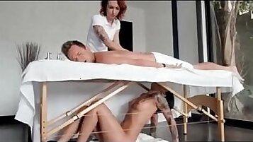 Lex Steele Cruisinha double massage