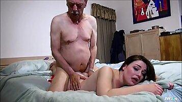 Grandpa goes old