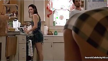 Claire Stevens got fucked by her bro