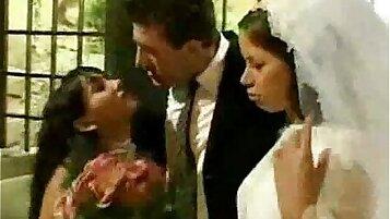 Losing Her Virginity after her Wedding..